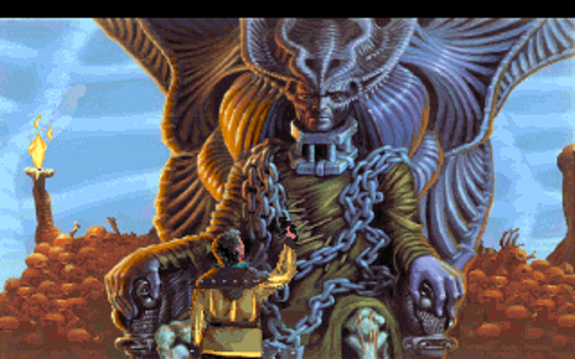 King's Quest 6 Lord of the Dead