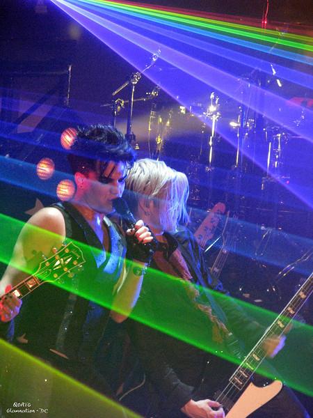 Adam Lambert - Glamnation 2010 - DC