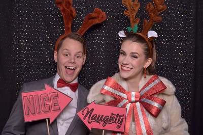 Maximus Staff Party Photo Booth 2019