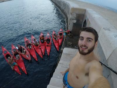 Kayak Meeting