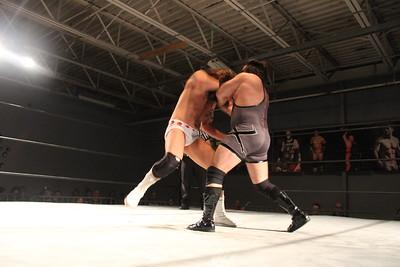 Josh Briggs vs. Brick Mastone