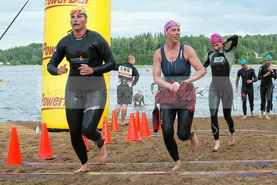 Swim Long Course 40min - 44min