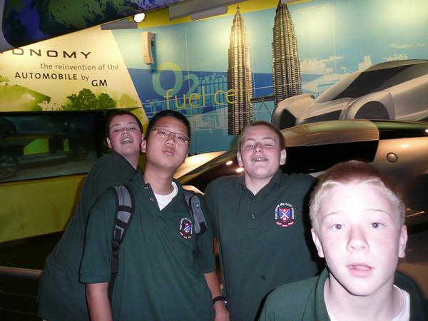 Disney Day 2: Epcot