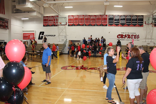'19 Chardon High School Homecoming Assembly
