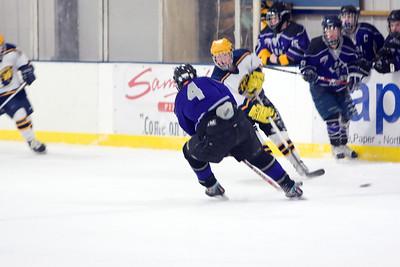 Duluth Junior Gold vs. wayzeta 2-02-2008