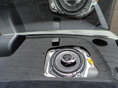 2004 Mitsubishi Lancer Evolution 8 Rear Deck Speaker Installation - Australia