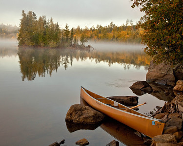 Boundary Waters Fall 2011