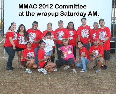 MMAC 2012 Committee