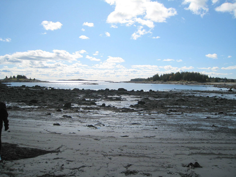 A beautiful day on Vinalhaven Island