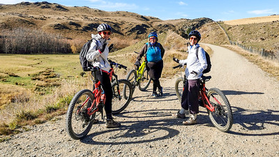 May 21 - Otago Rail Trail