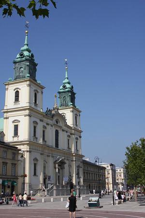 Warsaw, September 7,8&9, 2008
