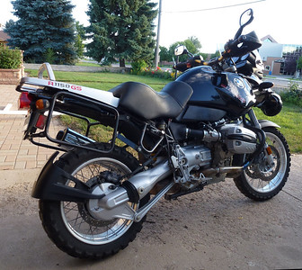 2000 R1150GS - Big Nose Kate