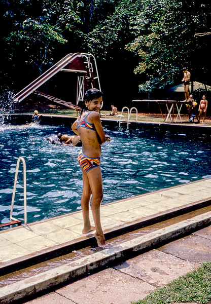 1970- Piscina do Dundo