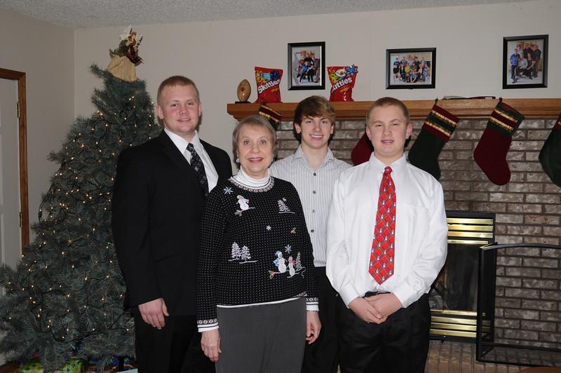 Christmas Photos 2011
