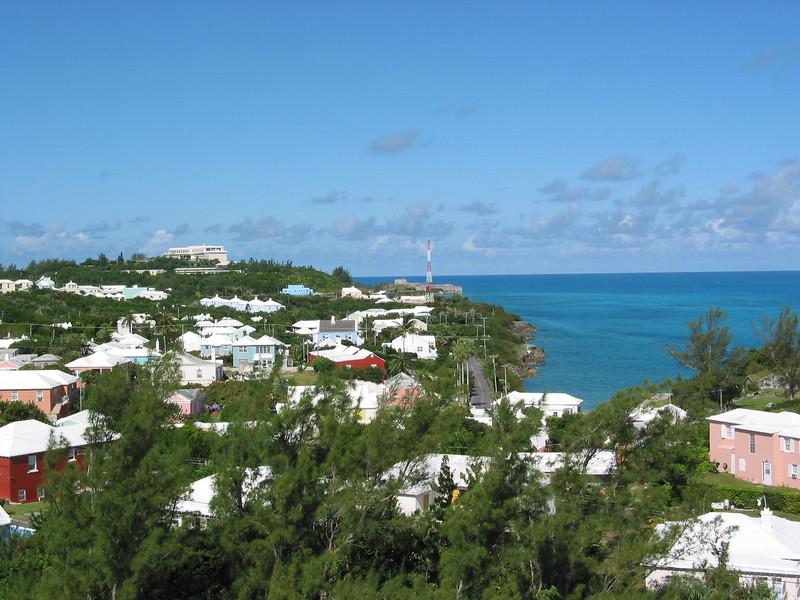 02 10 22 Arriving in Bermuda