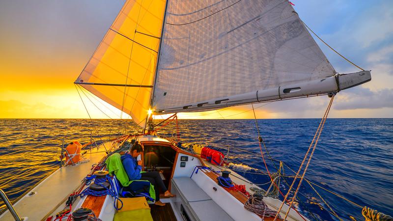 Sailboat sunrise sails wing on wing-2.jpg