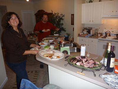 Smyrna, GA - Thanksgiving 2009
