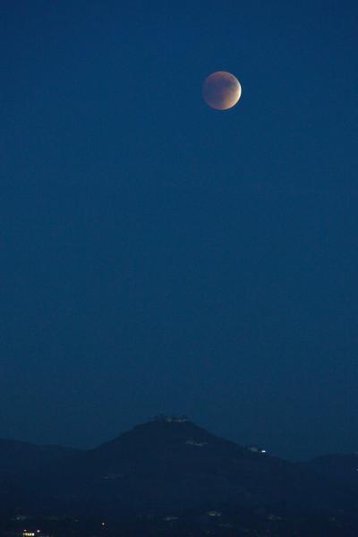 Lunar Eclpse