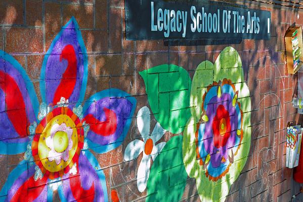 "2013 Legacy School of Dance ""Chalk Walk"""