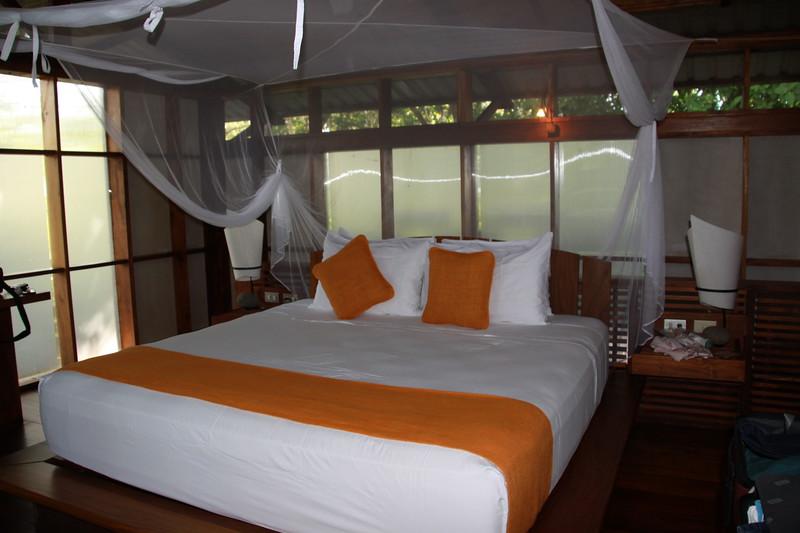 Jicaro Eco Lodge on island in Lake Nicaragua