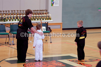 Karate Tournament - KA Brett School, Tamworth, NH Feb 23, 2013