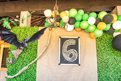 José Carlos 6th Birthday Party
