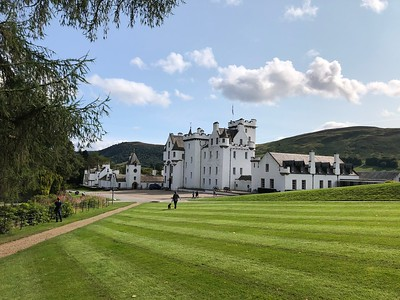 Blair Castle and Gardens 2018