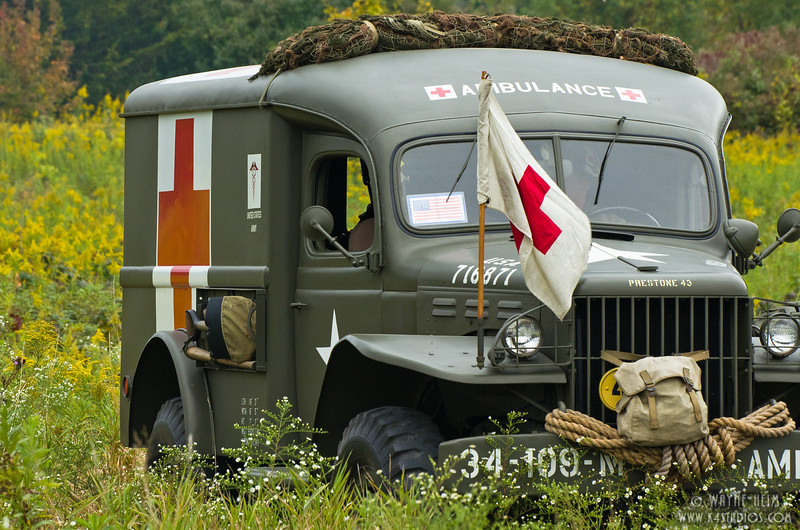Ambulance Service   Photography by Wayne Heim