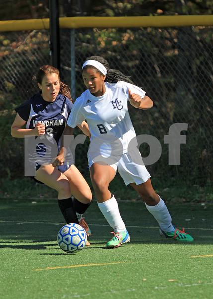 Mendham @ Morris Catholic Girls Varsity Soccer