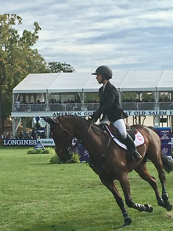 2018 American Gold Cup at Old Salem Farm