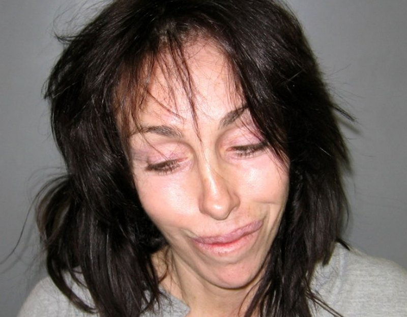 """. <p>10. (tie) HEIDI FLEISS <p>Another �Celebrity Rehab� success story has her monthly DUI. (unranked) <p><b><a href=\'http://abcnews.go.com/Entertainment/wireStory/heidi-fleiss-accused-dui-marijuana-nev-20656617\' target=\""""_blank\""""> HUH?</a></b> <p>    (AP Photo/Nye County Sheriff\'s Office, File)"""