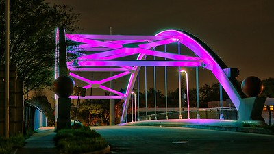 Houston TX Light Bridges
