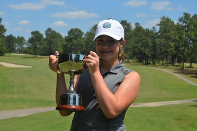 12th Carolinas Girls' 15 and Under Championship