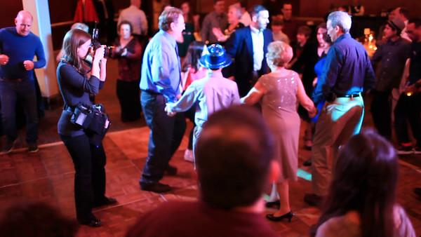Ian Rossin Bar Mitzvah Video Footage 2-15-14