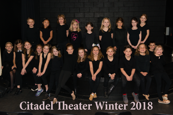 Citadel Theater Youth Program