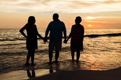 The Gallegos Family Panama City Beach 2015