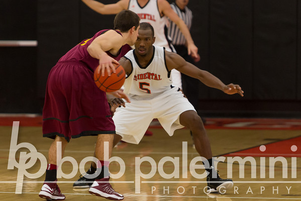 Oxy Men's Basketball 11-28-12
