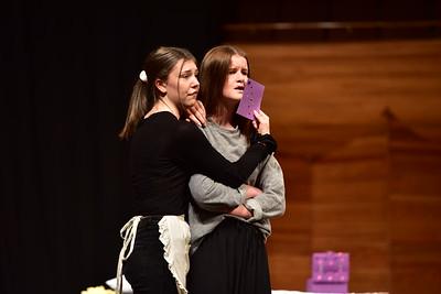 Marlborough Girls' College: The Two Gentlemen of Verona - Act I sc ii