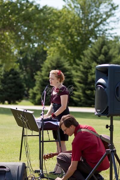 Ceremony - Kellie and Jeremy