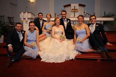 Northfield Wedding Family Formals