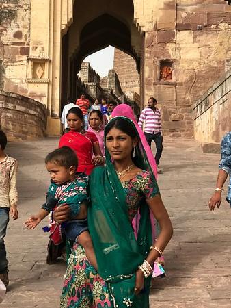 Jodhpur Street Scenes