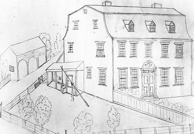 Historic Photos of Stockbridge Houses