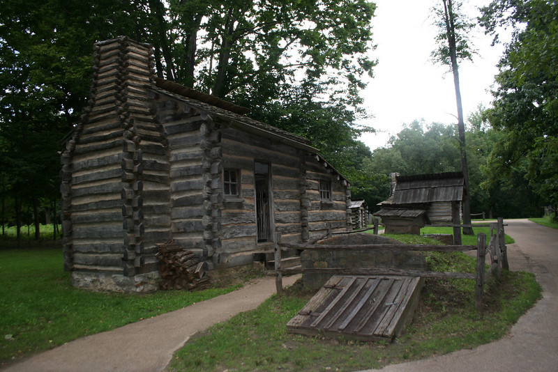 Lincoln's New Salem State Historic Site (IL)