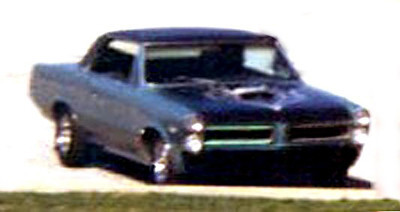 Last known pic of the GTO, 1981.