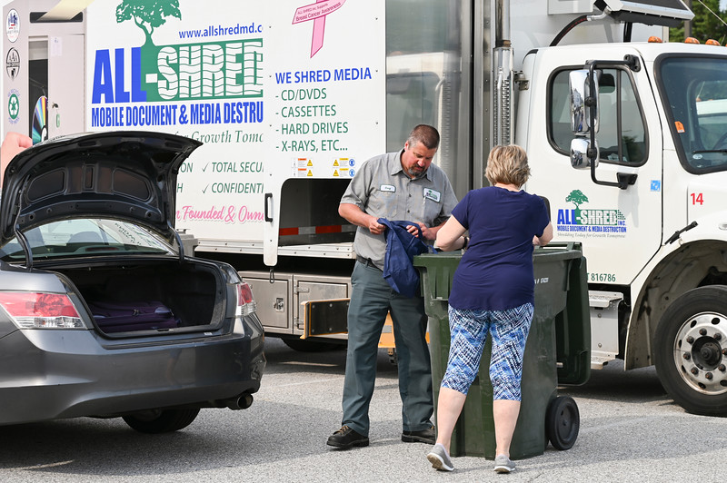 Shred Event and Environmental Workshops 2019