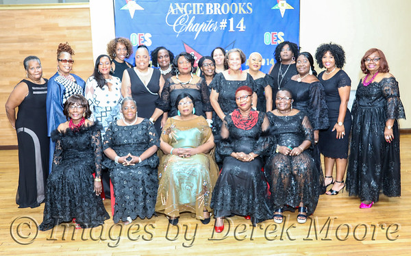 Angie Brooks Chapter #14 25th Anniversary Ball