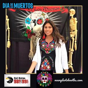 Dia de los Muertos - Univision