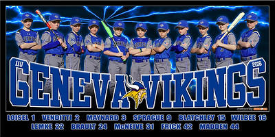 2016 11U Geneva Baseball Wilbee