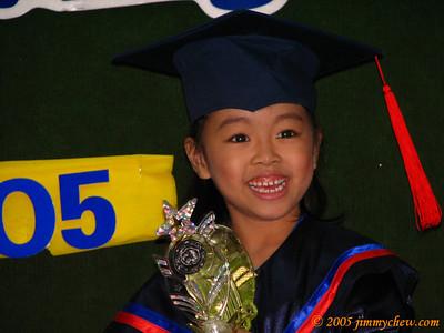 Clarrisse's Graduation 2005