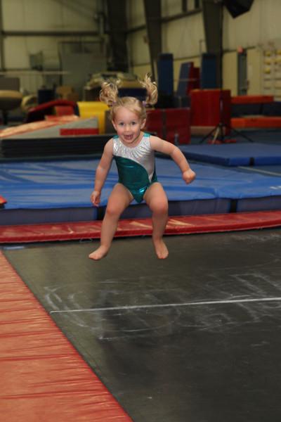 Grand Blanc Gymnastics 2013